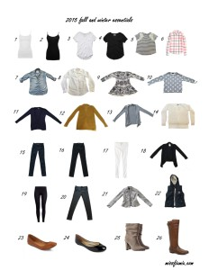 Fall and winter essentials2